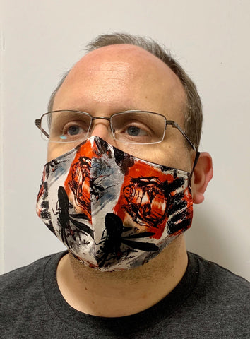 Ant man - FACE MASK