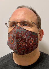 Paisley - FACE MASK
