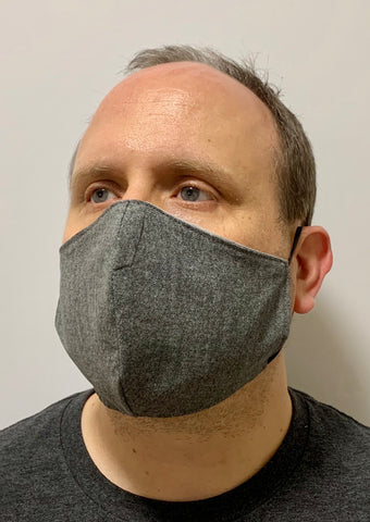 Dark Grey - FACE MASK
