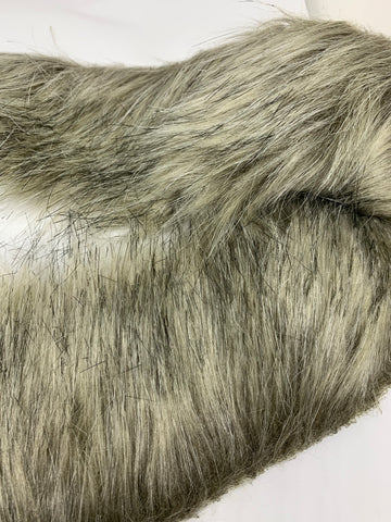 FAUX FUR - Grey