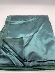 Kasha Satin Lining Forest Green