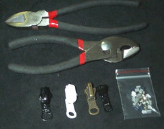 Zipper Shortening Kit