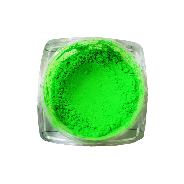 Alien - Neon Green Pigment - Rivehr Cosmetics
