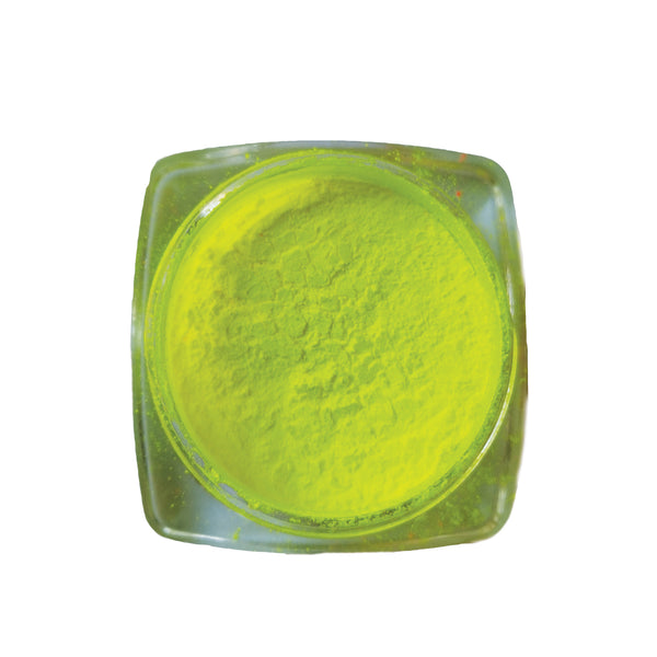 Fizz - Neon Yellow Pigment - Rivehr Cosmetics