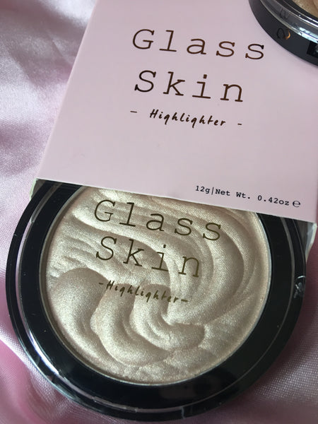 Glass Skin: Malibu Highlighter - Rivehr Cosmetics