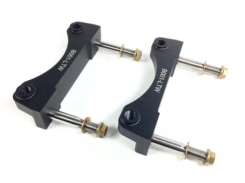 E46 M3 Front BBK Adapter Brackets