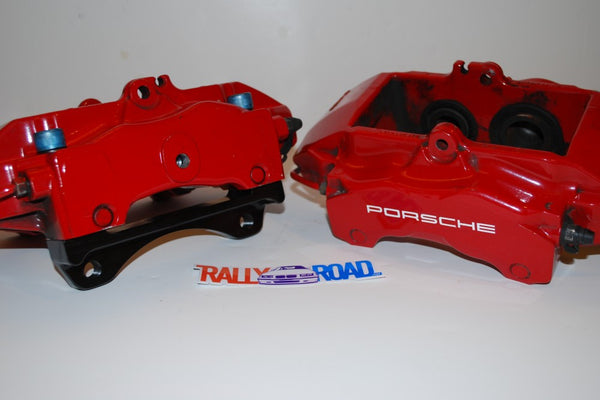 BMW E36 M3 Front Brackets for 996tt Brembo Calipers