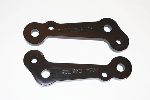 E46 M3 6-Piston Big Brake Kit Brackets