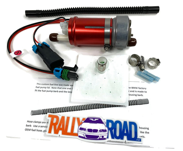 E46 M3 Walbro 485 lph Fuel Pump Kit