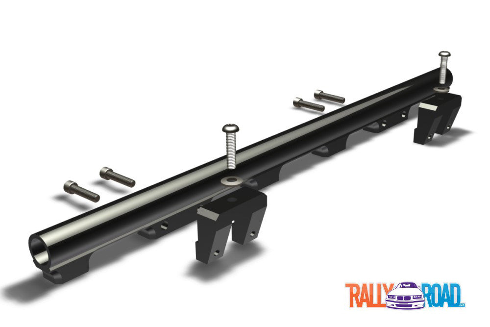 High Flow Billet Fuel Rail Rallyroad