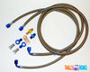 BMW E36 Turbo Coolant Line Kit