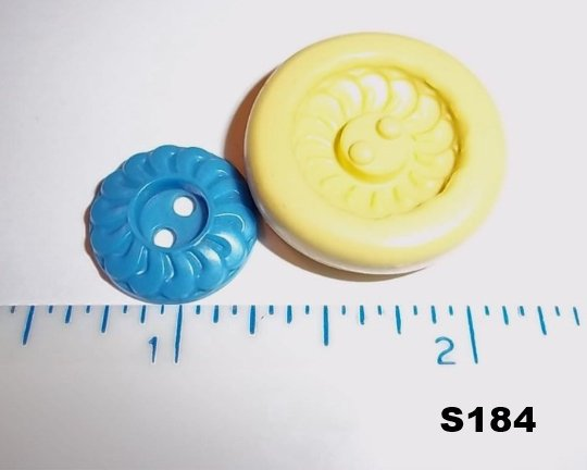 S184 - Sewing Button