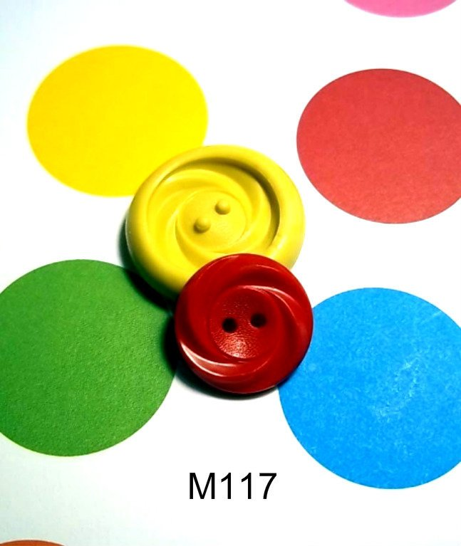 M117 - Sewing Button