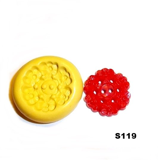 S119 - Sewing Button