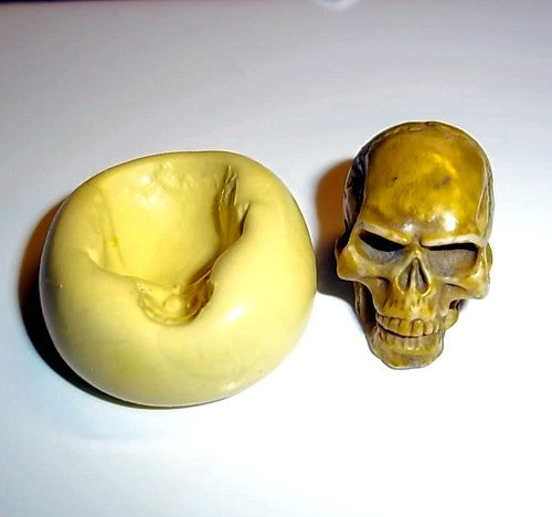 Skull - Skeletons - Creepy Molds