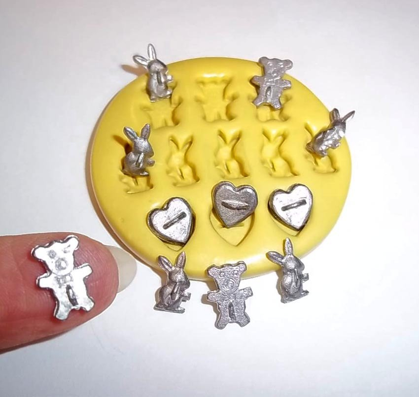 M500 - Mini Cookie Cutters