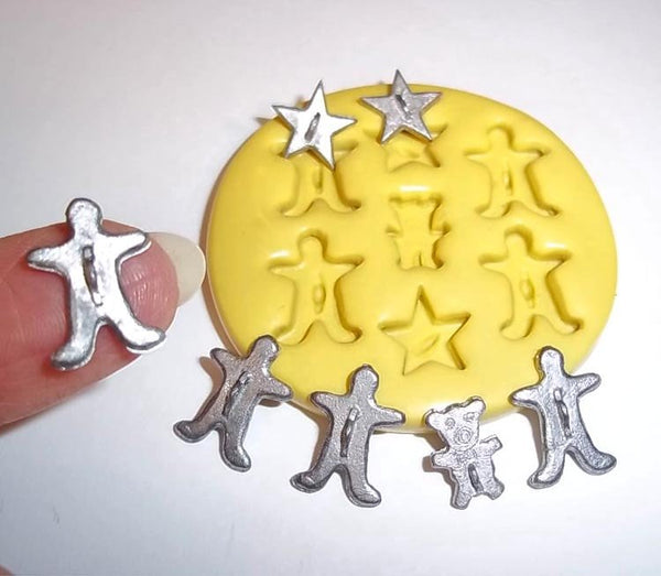 M494 - Mini Cookie Cutters