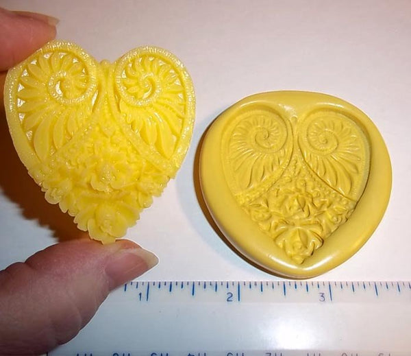 Hearts - Love Molds