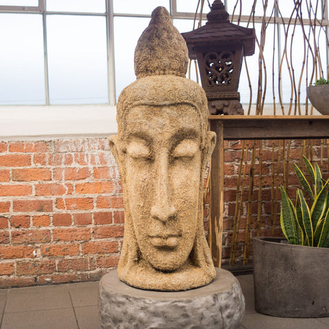 Antiquated Serene Head