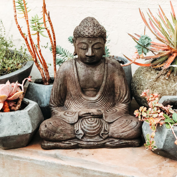 Peaceful'er Buddha