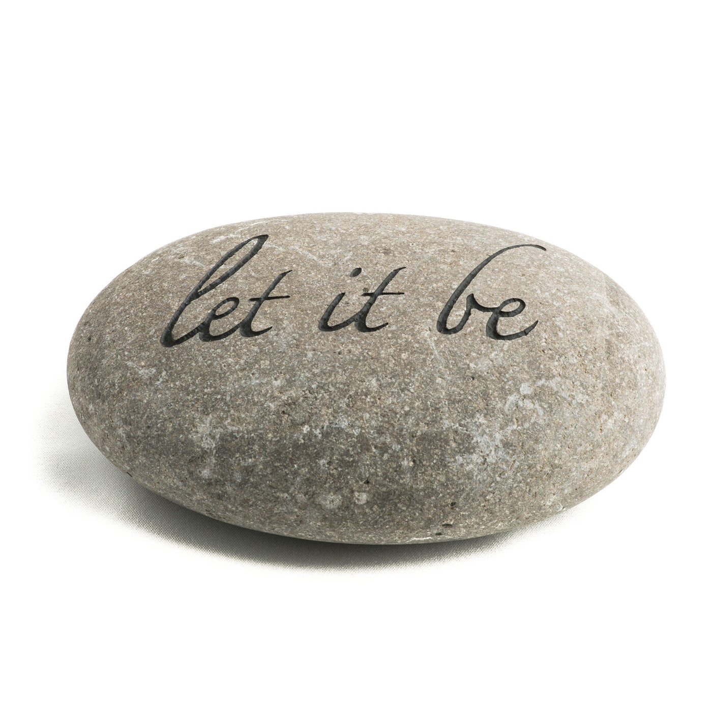 Let it be Messenger Stone
