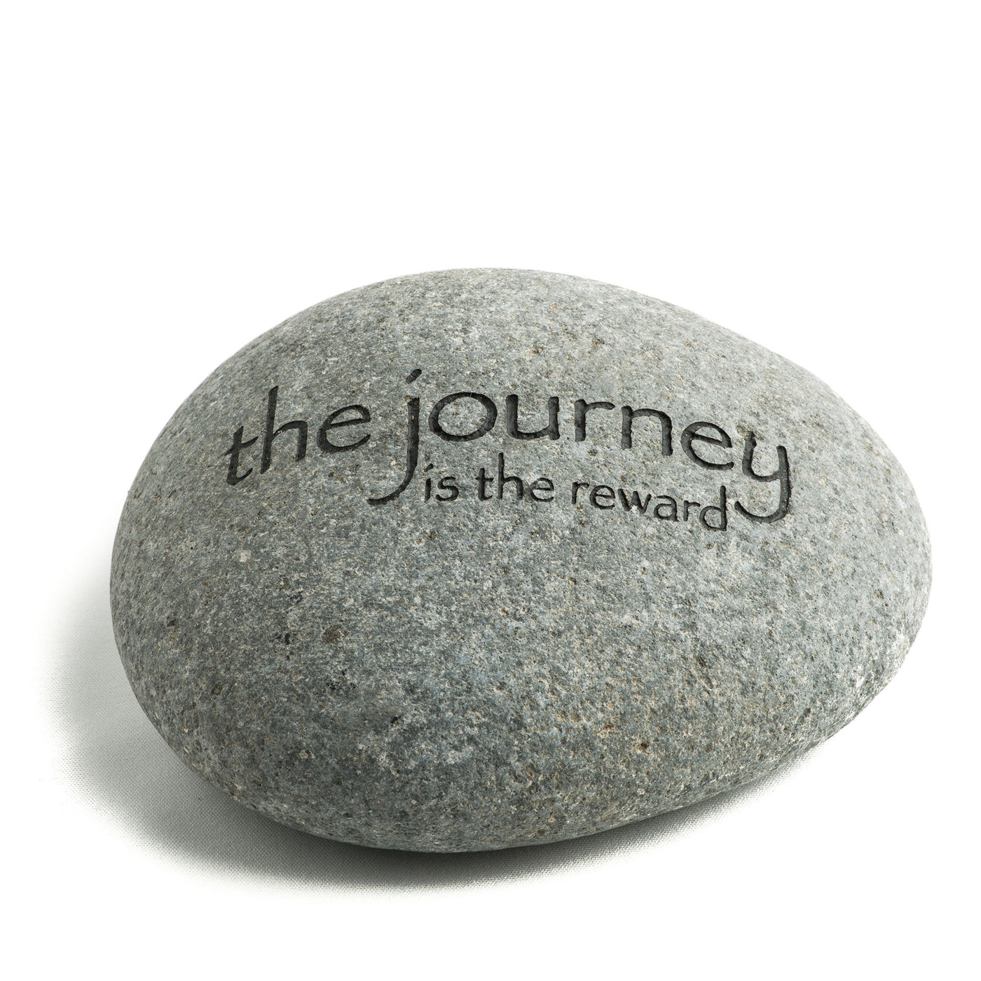 The Journey is the Reward Messenger Stone