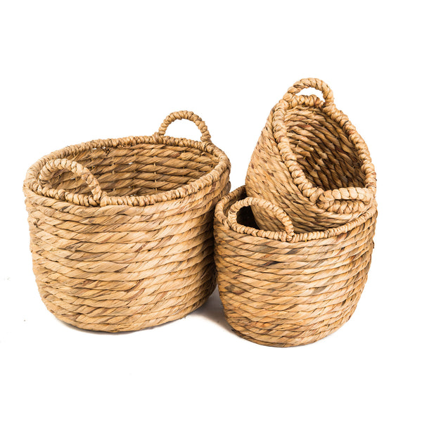Channeled Basket