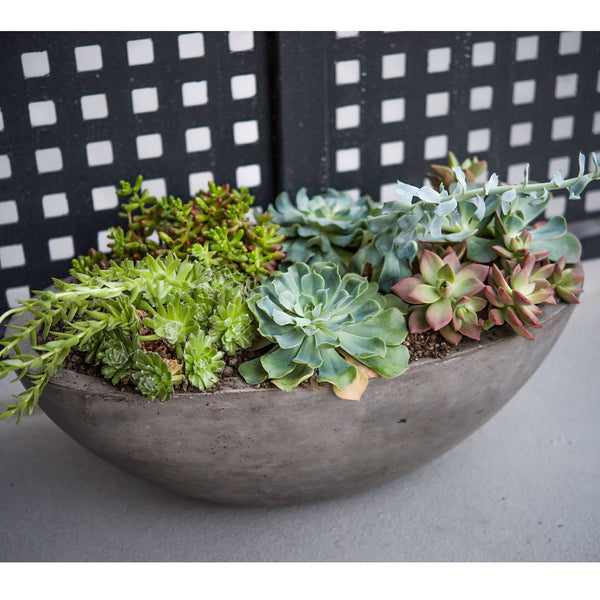 Yano Oval Planter