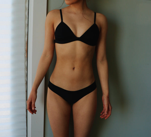 Black Licorice Bikini