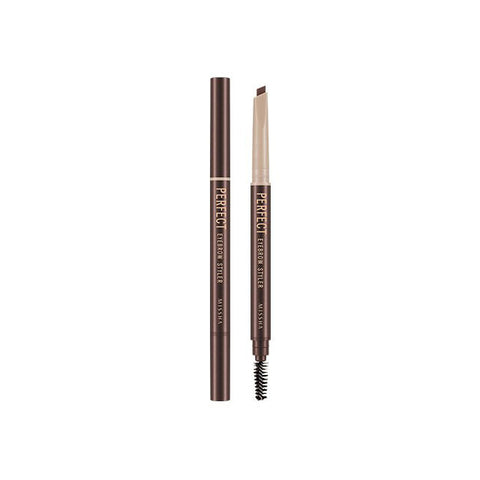 Missha Perfect Eyebrow Styler - Red Brown
