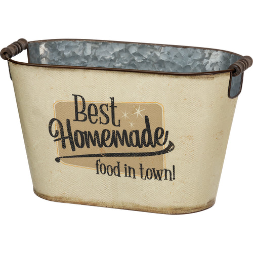 Best Homemade food metal bin