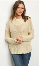 Load image into Gallery viewer, Iceland Yarn Sweater