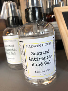 Scented Antiseptic Hand Gel