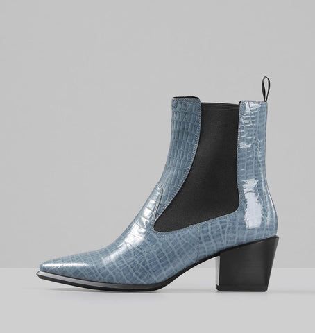 BETSY CHELSEA BOOT - BLUE