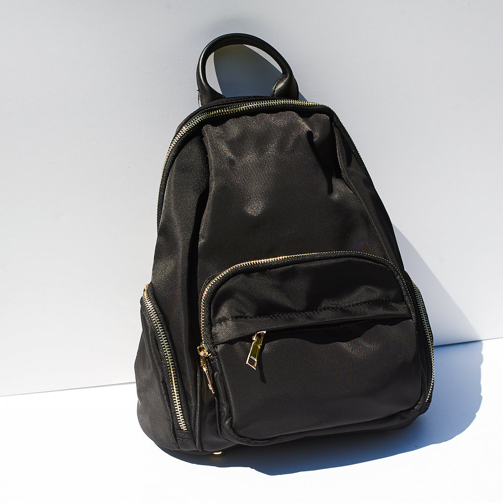 SATIN BACKPACK 5204
