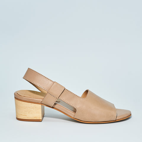 Ace Sandal by Bird of Flight in sand