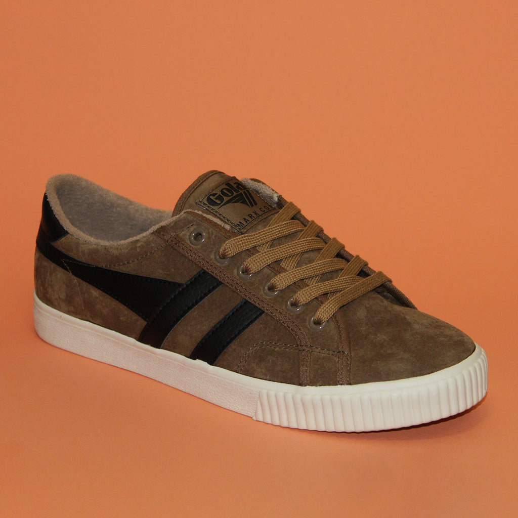 TENNIS MARK COX - TOBAC SUEDE