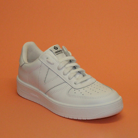 VICTORIA LEATHER SNEAKER WOMEN