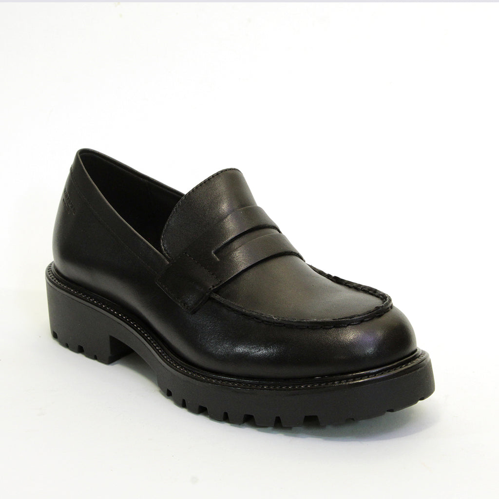 KENOVA LOAFER - BLACK
