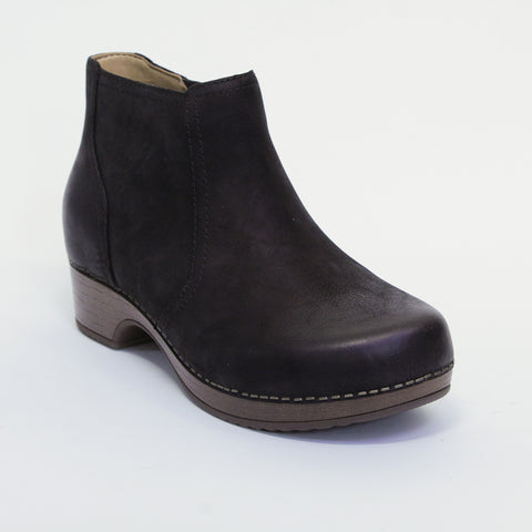 BARBARA BOOT - BLACK