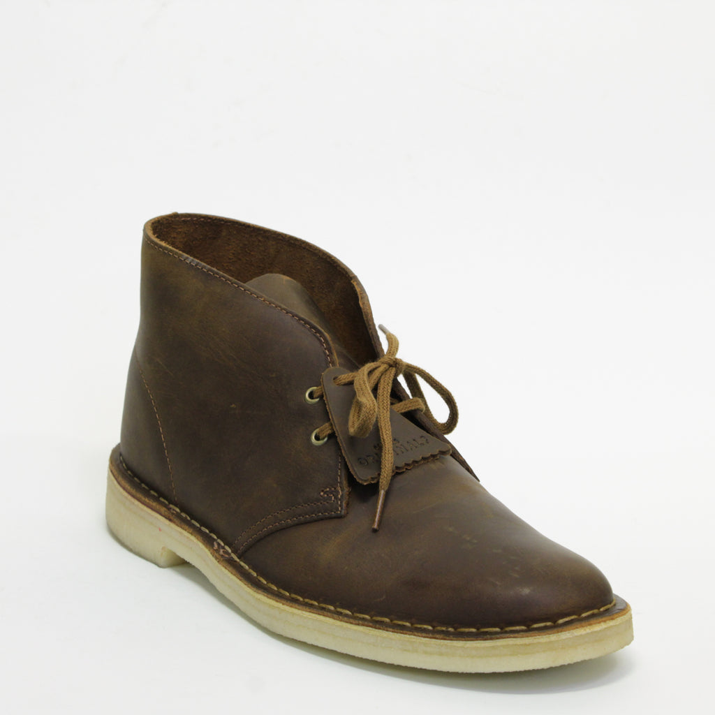 DESERT BOOT MEN -  BEESWAX