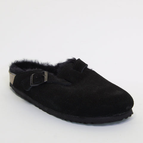 BOSTON SHEARLING W BLACK