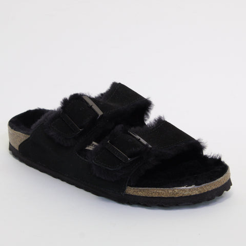 ARIZONA SHEARLING W - BLACK