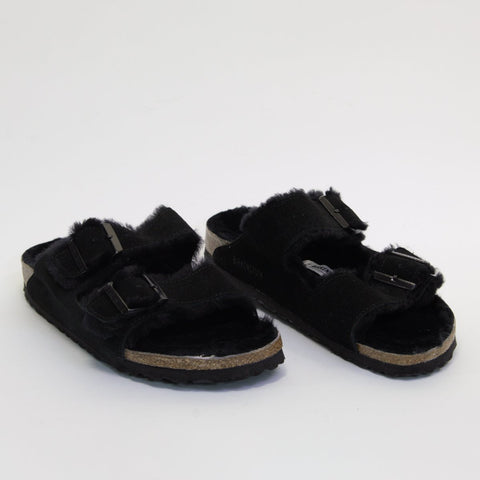 ARIZONA SHEARLING MEN'S BLK