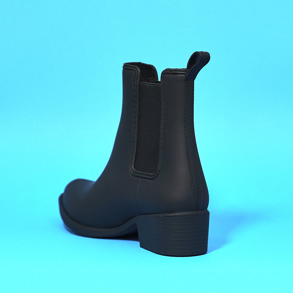 Jeffrey Campbell Stormy - Matte Black - Shoe Market NYC