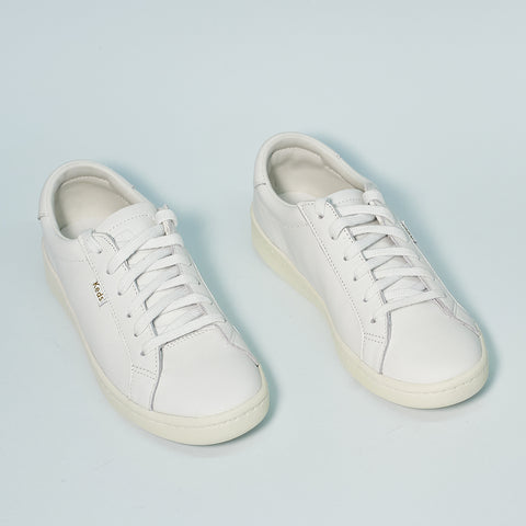 ACE LEATHER - WHITE