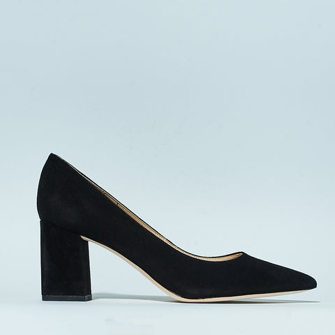 ZALA PUMP - BLACK