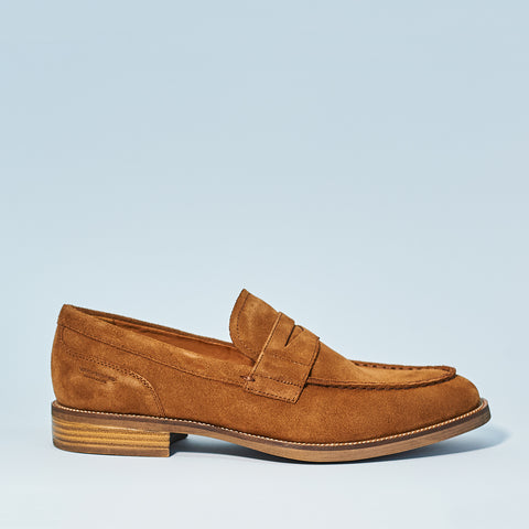 Mario Loafer by Vagabond Shoe Makers in Cognac - Shoe Market NYC
