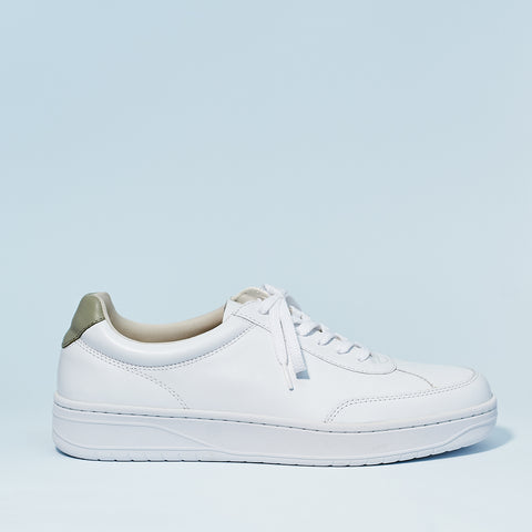 Corey Sneaker by Vagabond Shoe Makers in white - Shoe Market NYC
