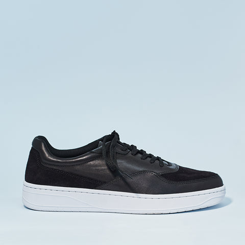 Corey Sneaker by Vagabond Shoe Makers in Black - Shoe Market NYC